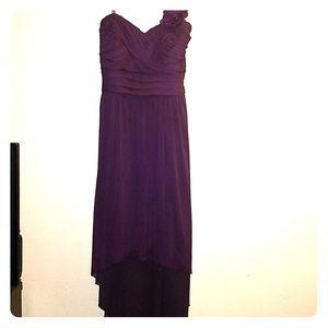 Dbi studio bridesmaid dress